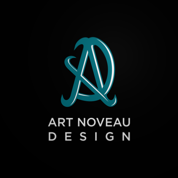 Logo Design by Private User - Entry No. 22 in the Logo Design Contest Artistic Logo Design for Art Nouveau Design.