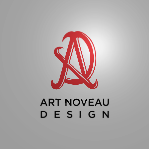 Logo Design by Private User - Entry No. 23 in the Logo Design Contest Artistic Logo Design for Art Nouveau Design.