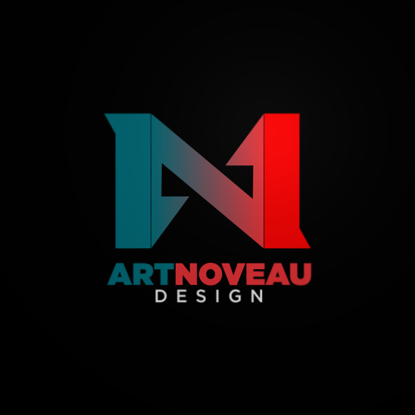 Logo Design by Private User - Entry No. 24 in the Logo Design Contest Artistic Logo Design for Art Nouveau Design.