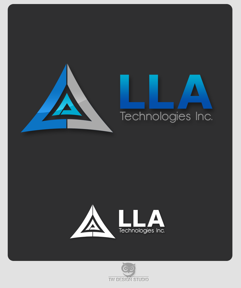 Logo Design by Private User - Entry No. 242 in the Logo Design Contest Inspiring Logo Design for LLA Technologies Inc..