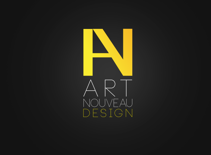 Logo Design by Jan Chua - Entry No. 27 in the Logo Design Contest Artistic Logo Design for Art Nouveau Design.