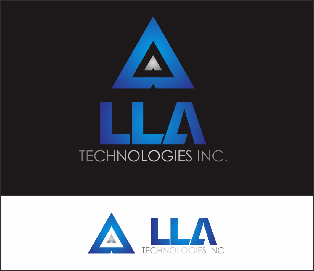Logo Design by Armada Jamaluddin - Entry No. 249 in the Logo Design Contest Inspiring Logo Design for LLA Technologies Inc..