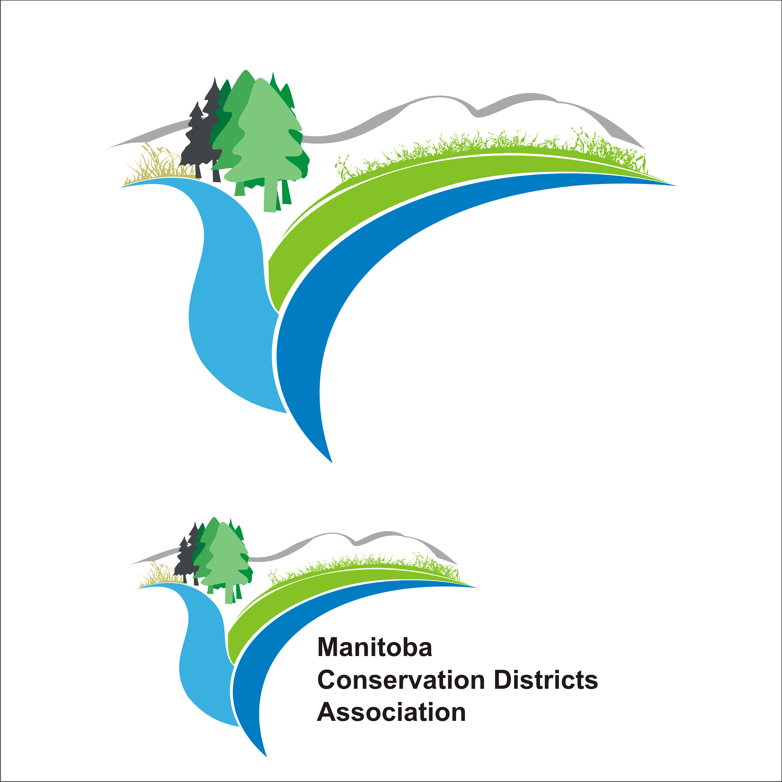 Logo Design by Private User - Entry No. 65 in the Logo Design Contest Manitoba Conservation Districts Logo Design.