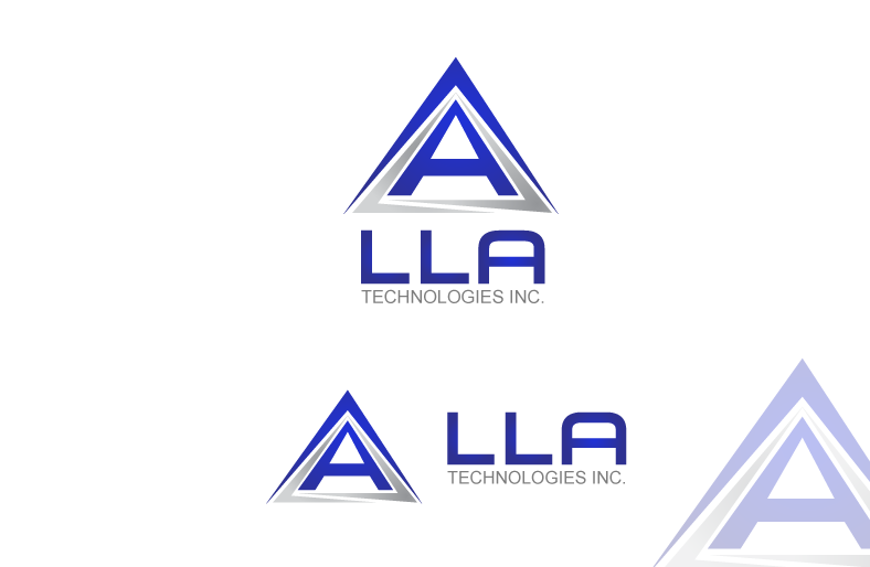 Logo Design by Jan Chua - Entry No. 252 in the Logo Design Contest Inspiring Logo Design for LLA Technologies Inc..