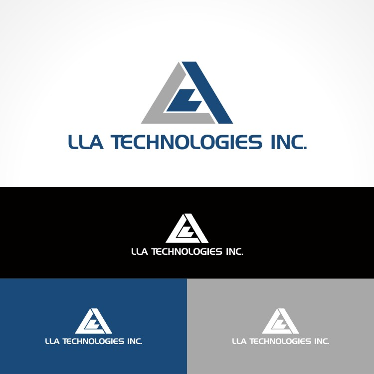 Logo Design by Private User - Entry No. 253 in the Logo Design Contest Inspiring Logo Design for LLA Technologies Inc..