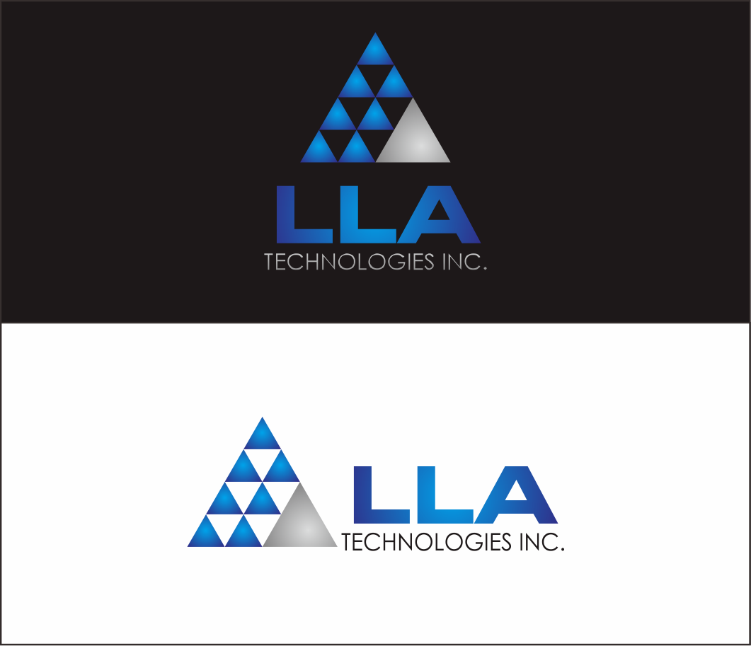 Logo Design by Armada Jamaluddin - Entry No. 255 in the Logo Design Contest Inspiring Logo Design for LLA Technologies Inc..