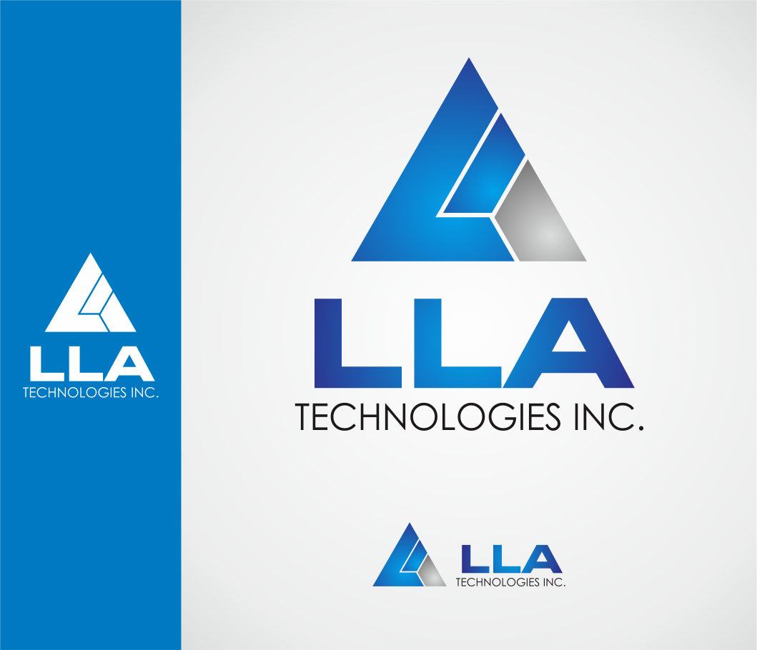 Logo Design by Armada Jamaluddin - Entry No. 256 in the Logo Design Contest Inspiring Logo Design for LLA Technologies Inc..
