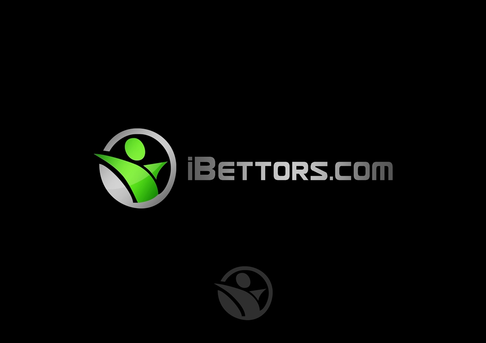 Logo Design by Respati Himawan - Entry No. 2 in the Logo Design Contest Captivating Logo Design for iBettors.com.