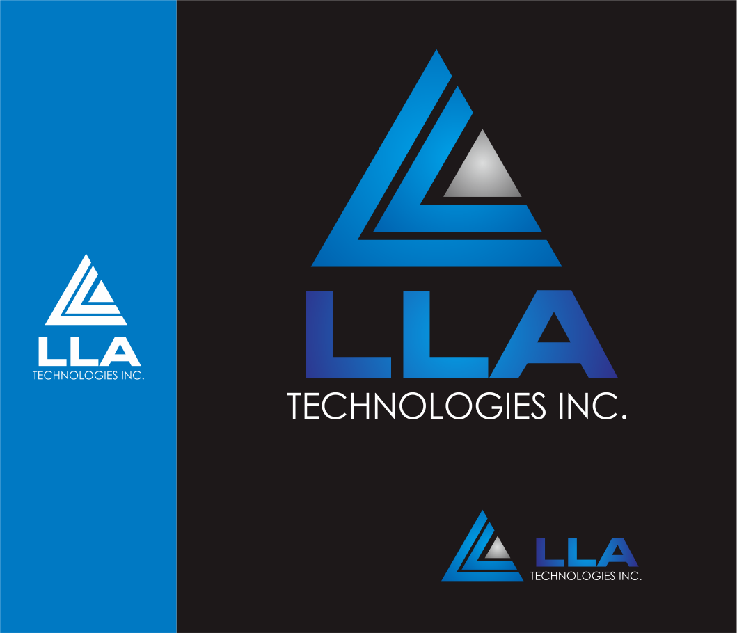 Logo Design by Armada Jamaluddin - Entry No. 260 in the Logo Design Contest Inspiring Logo Design for LLA Technologies Inc..