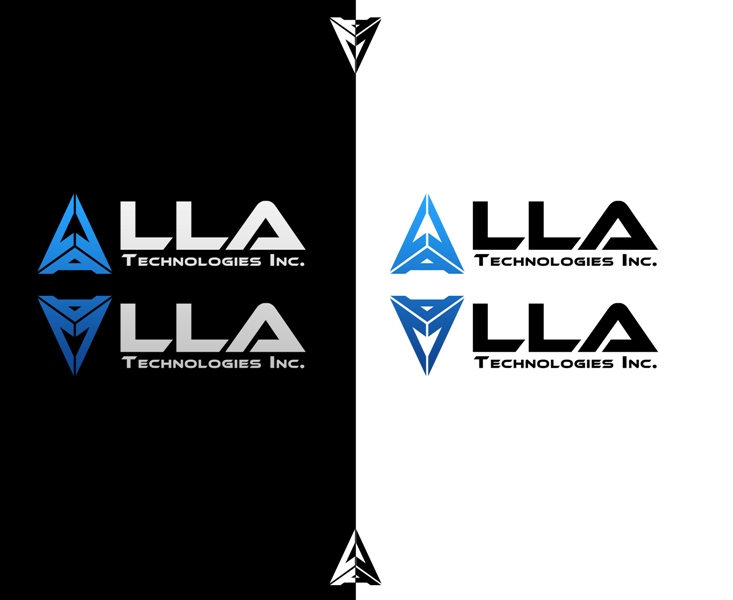 Logo Design by Juan_Kata - Entry No. 263 in the Logo Design Contest Inspiring Logo Design for LLA Technologies Inc..
