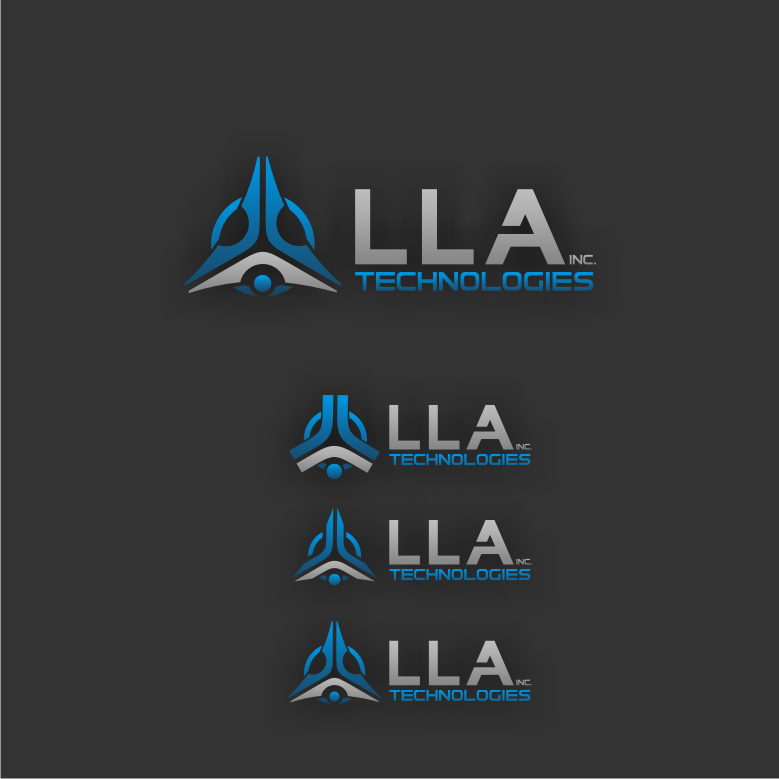 Logo Design by graphicleaf - Entry No. 265 in the Logo Design Contest Inspiring Logo Design for LLA Technologies Inc..