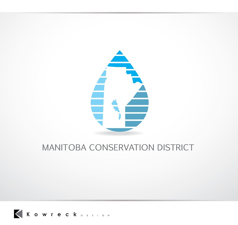 Logo Design by kowreck - Entry No. 70 in the Logo Design Contest Manitoba Conservation Districts Logo Design.