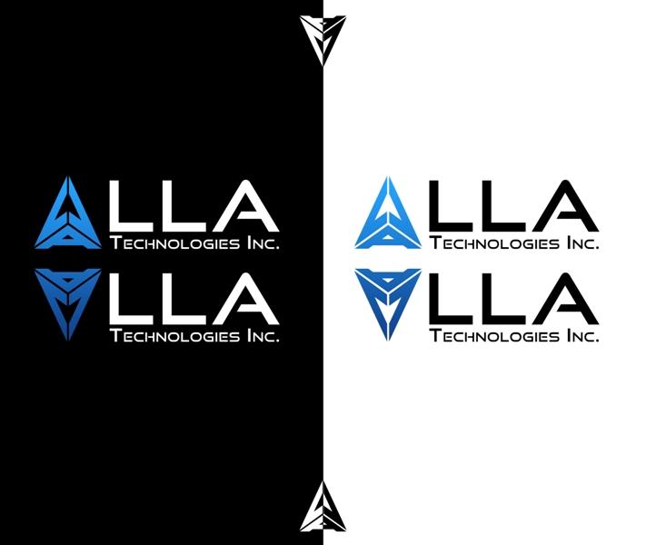 Logo Design by Juan_Kata - Entry No. 267 in the Logo Design Contest Inspiring Logo Design for LLA Technologies Inc..