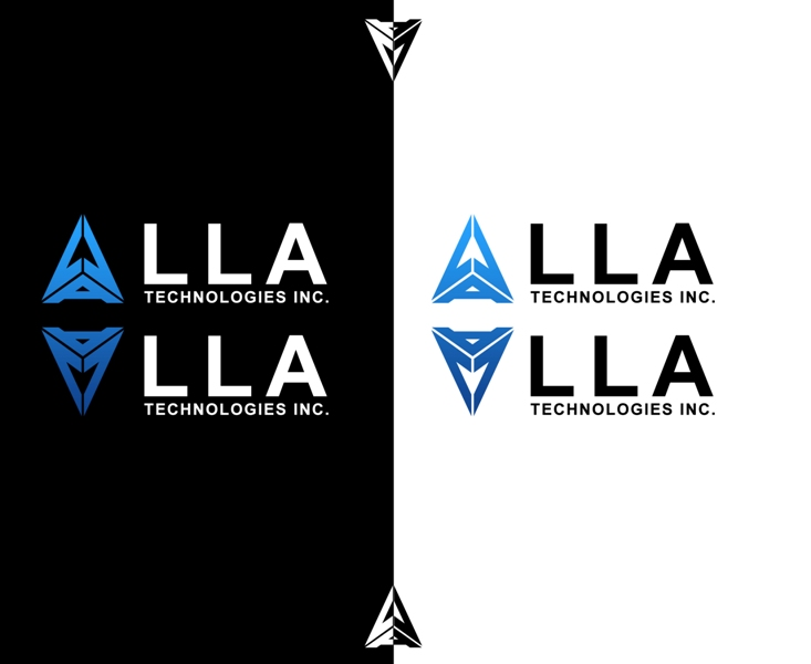 Logo Design by Juan_Kata - Entry No. 268 in the Logo Design Contest Inspiring Logo Design for LLA Technologies Inc..