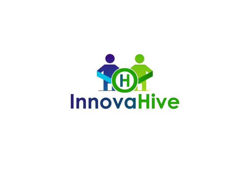 Logo Design by Private User - Entry No. 7 in the Logo Design Contest InnovaHive Logo Design.