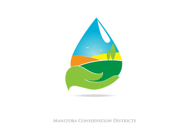 Logo Design by Jan Chua - Entry No. 79 in the Logo Design Contest Manitoba Conservation Districts Logo Design.