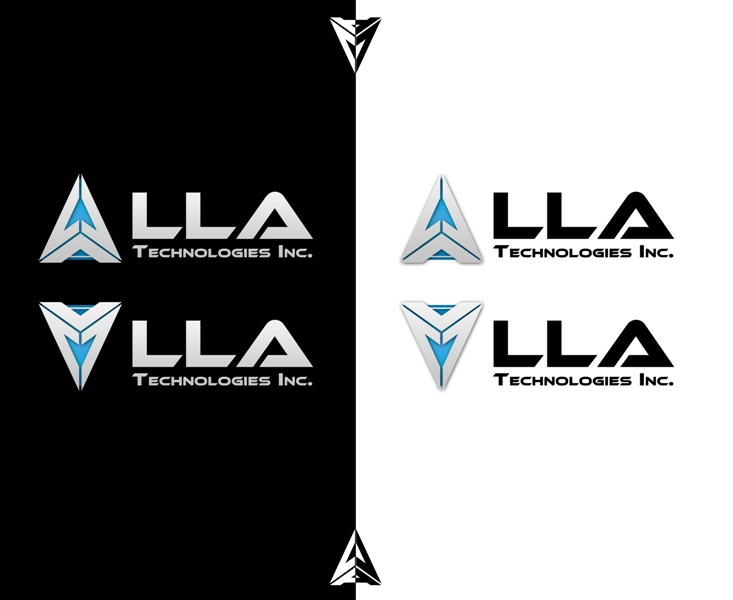 Logo Design by Juan_Kata - Entry No. 274 in the Logo Design Contest Inspiring Logo Design for LLA Technologies Inc..