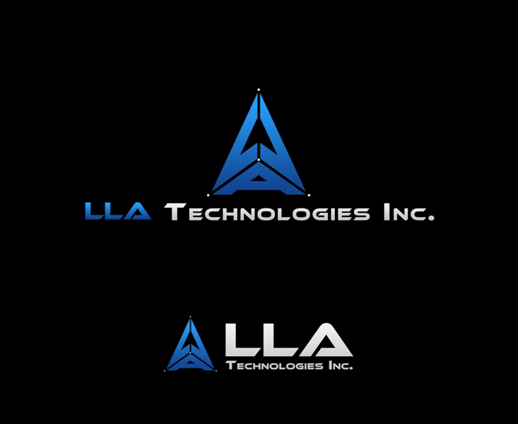Logo Design by Juan_Kata - Entry No. 276 in the Logo Design Contest Inspiring Logo Design for LLA Technologies Inc..