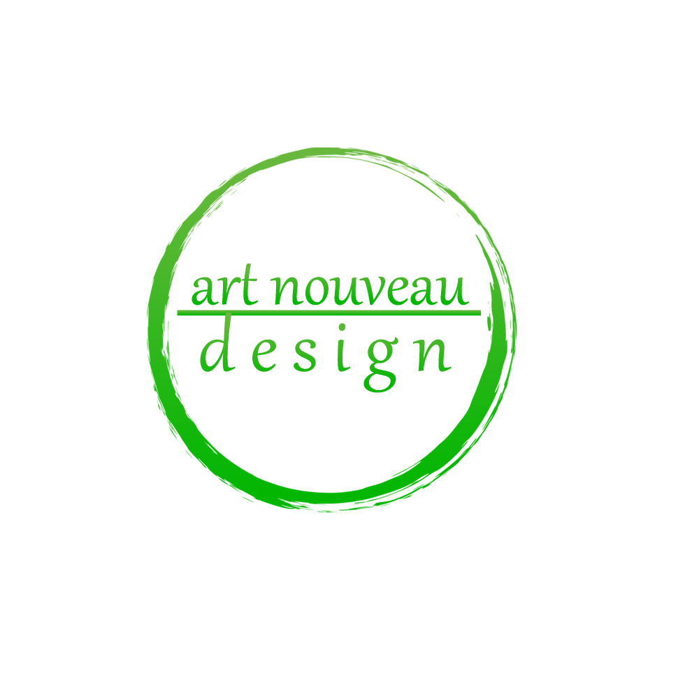 Logo Design by Bobby Yoga P - Entry No. 34 in the Logo Design Contest Artistic Logo Design for Art Nouveau Design.