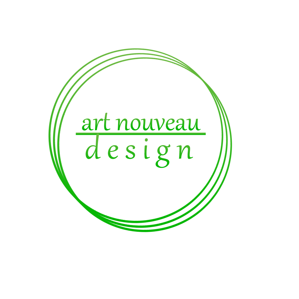 Logo Design by Bobby Yoga P - Entry No. 35 in the Logo Design Contest Artistic Logo Design for Art Nouveau Design.
