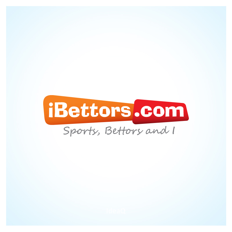 Logo Design by Private User - Entry No. 13 in the Logo Design Contest Captivating Logo Design for iBettors.com.