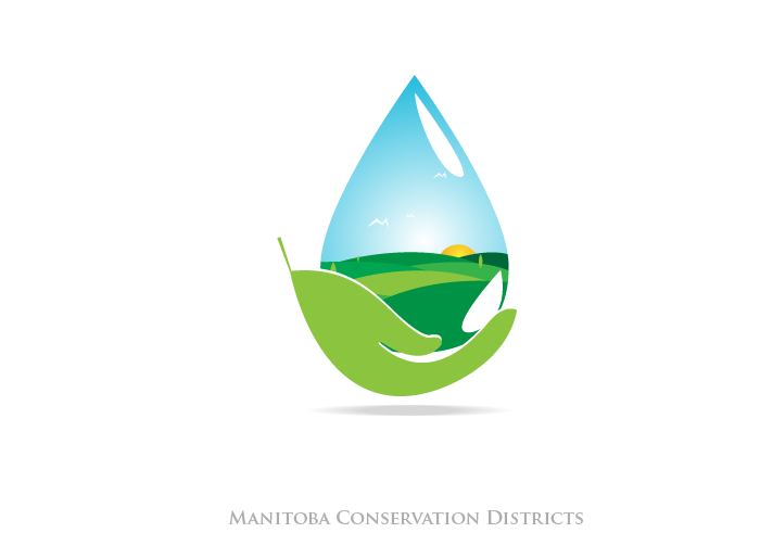 Logo Design by Jan Chua - Entry No. 84 in the Logo Design Contest Manitoba Conservation Districts Logo Design.