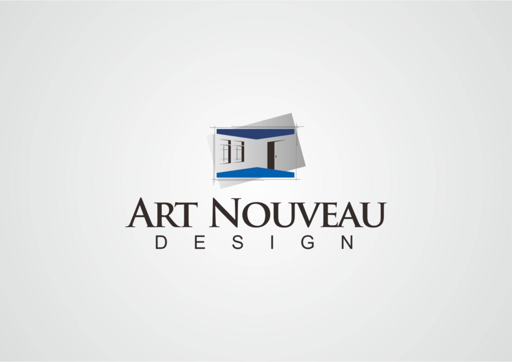 Logo Design by Private User - Entry No. 37 in the Logo Design Contest Artistic Logo Design for Art Nouveau Design.
