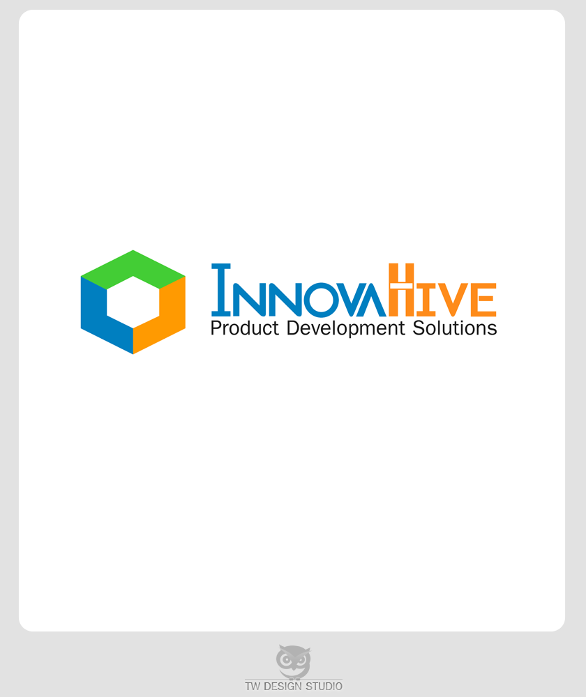 Logo Design by Private User - Entry No. 9 in the Logo Design Contest InnovaHive Logo Design.