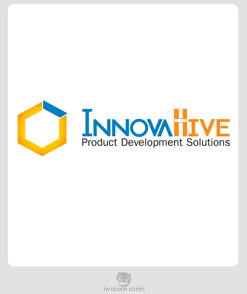 Logo Design by Private User - Entry No. 10 in the Logo Design Contest InnovaHive Logo Design.