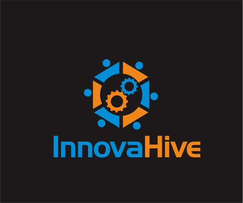 Logo Design by ronny - Entry No. 12 in the Logo Design Contest InnovaHive Logo Design.