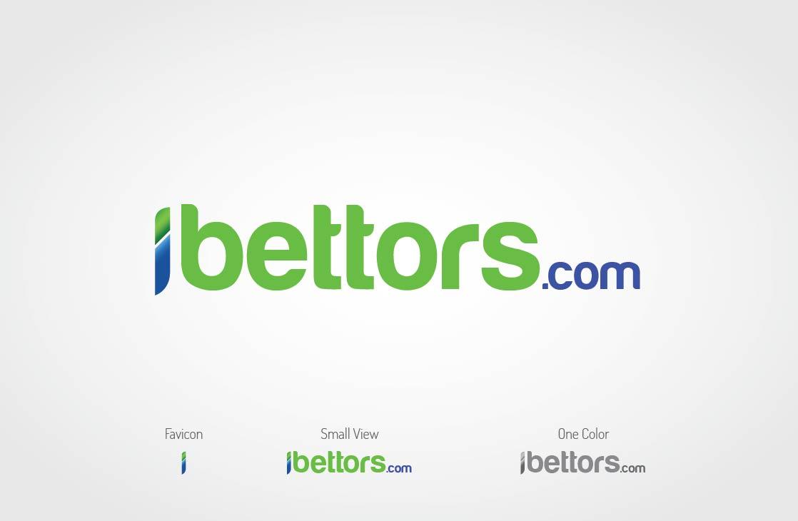 Logo Design by Shahriar Zaman - Entry No. 15 in the Logo Design Contest Captivating Logo Design for iBettors.com.