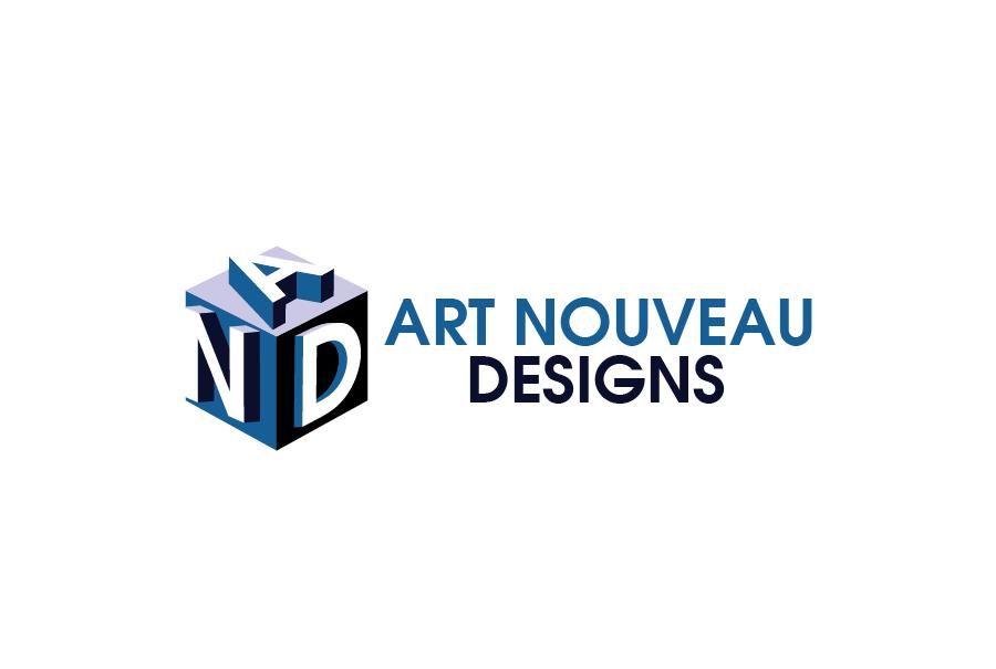 Logo Design by Private User - Entry No. 44 in the Logo Design Contest Artistic Logo Design for Art Nouveau Design.