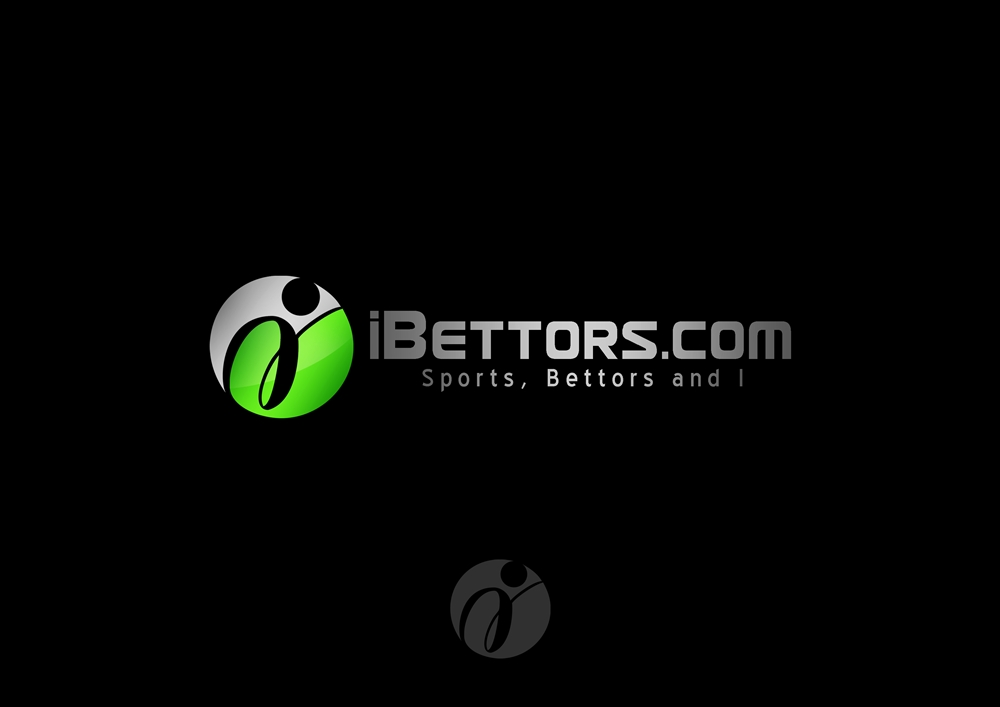 Logo Design by Respati Himawan - Entry No. 20 in the Logo Design Contest Captivating Logo Design for iBettors.com.