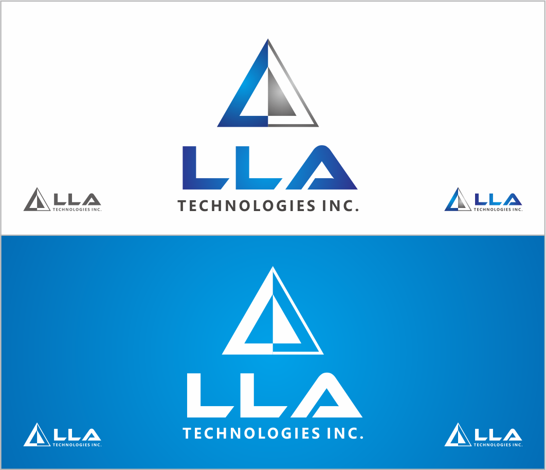 Logo Design by Armada Jamaluddin - Entry No. 289 in the Logo Design Contest Inspiring Logo Design for LLA Technologies Inc..