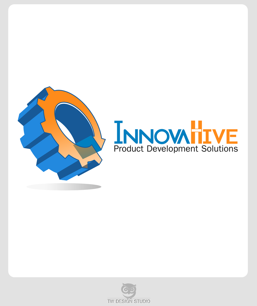 Logo Design by Robert Turla - Entry No. 13 in the Logo Design Contest InnovaHive Logo Design.