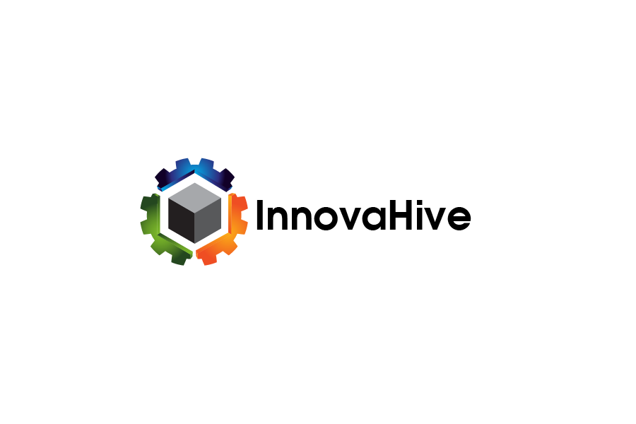 Logo Design by Private User - Entry No. 15 in the Logo Design Contest InnovaHive Logo Design.