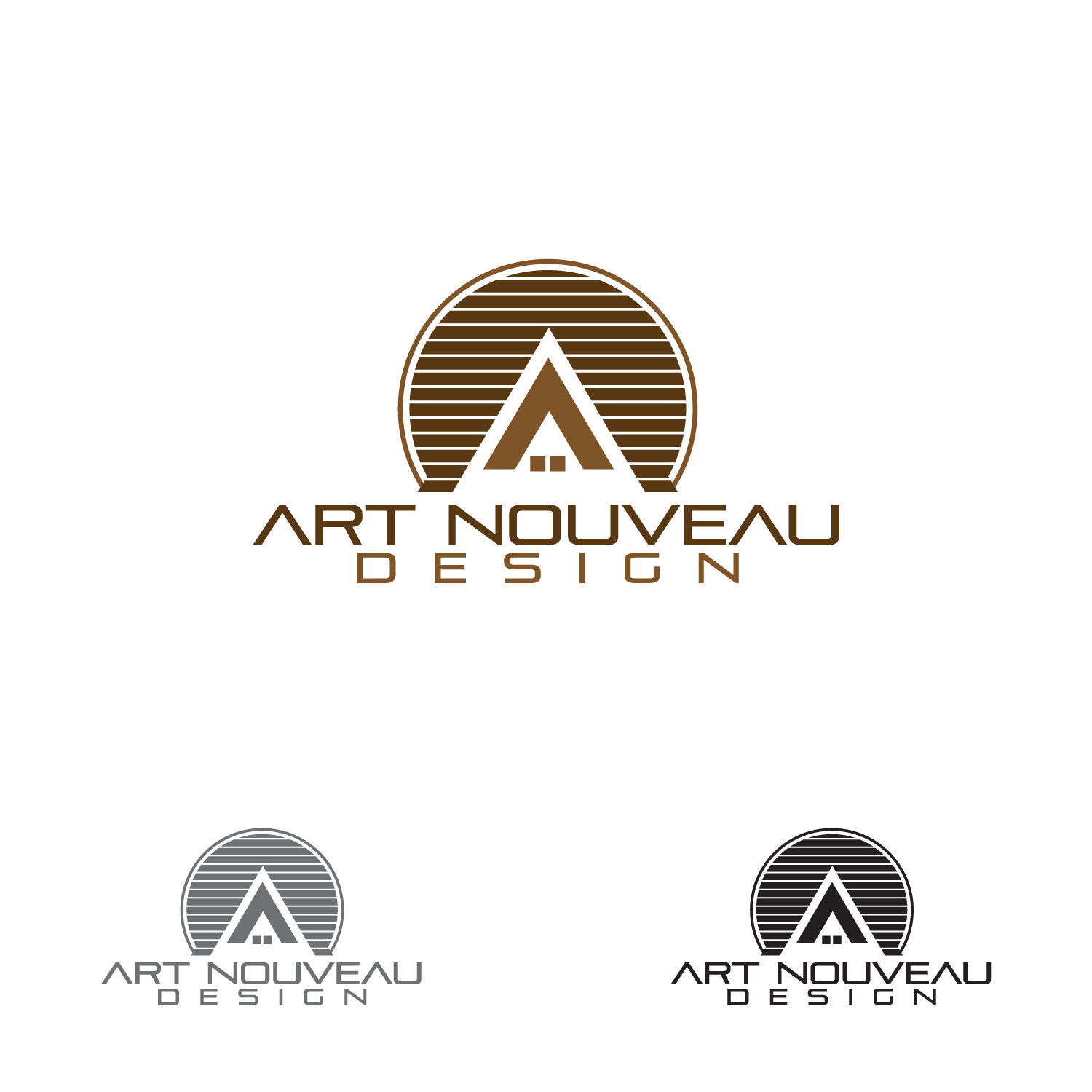 Logo Design by lagalag - Entry No. 48 in the Logo Design Contest Artistic Logo Design for Art Nouveau Design.