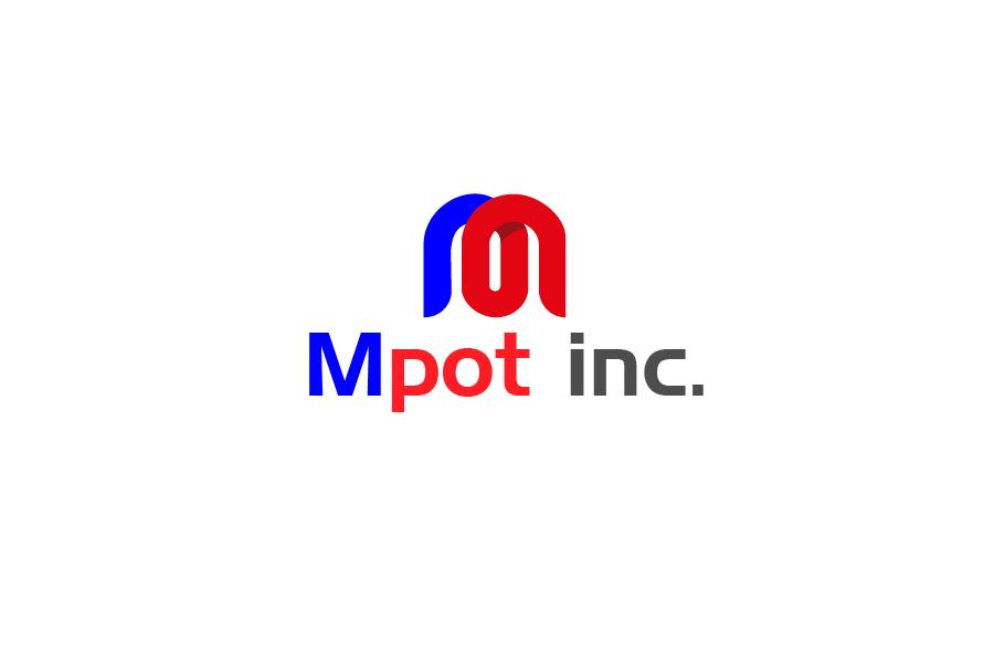 Logo Design by Private User - Entry No. 4 in the Logo Design Contest Mpot inc  Logo Design.