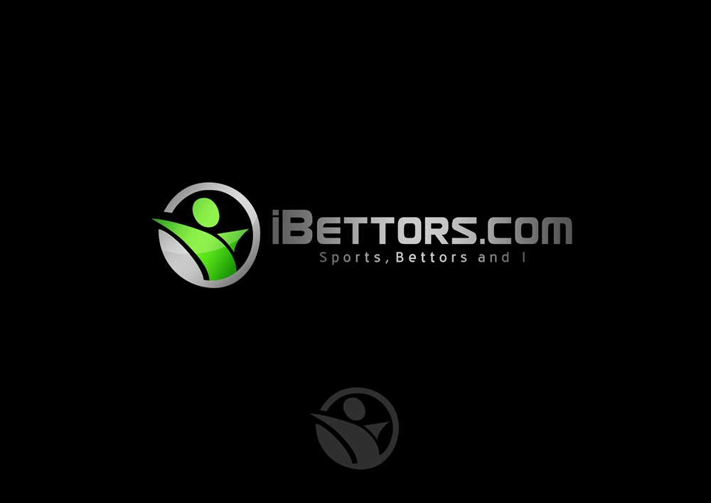 Logo Design by Respati Himawan - Entry No. 23 in the Logo Design Contest Captivating Logo Design for iBettors.com.
