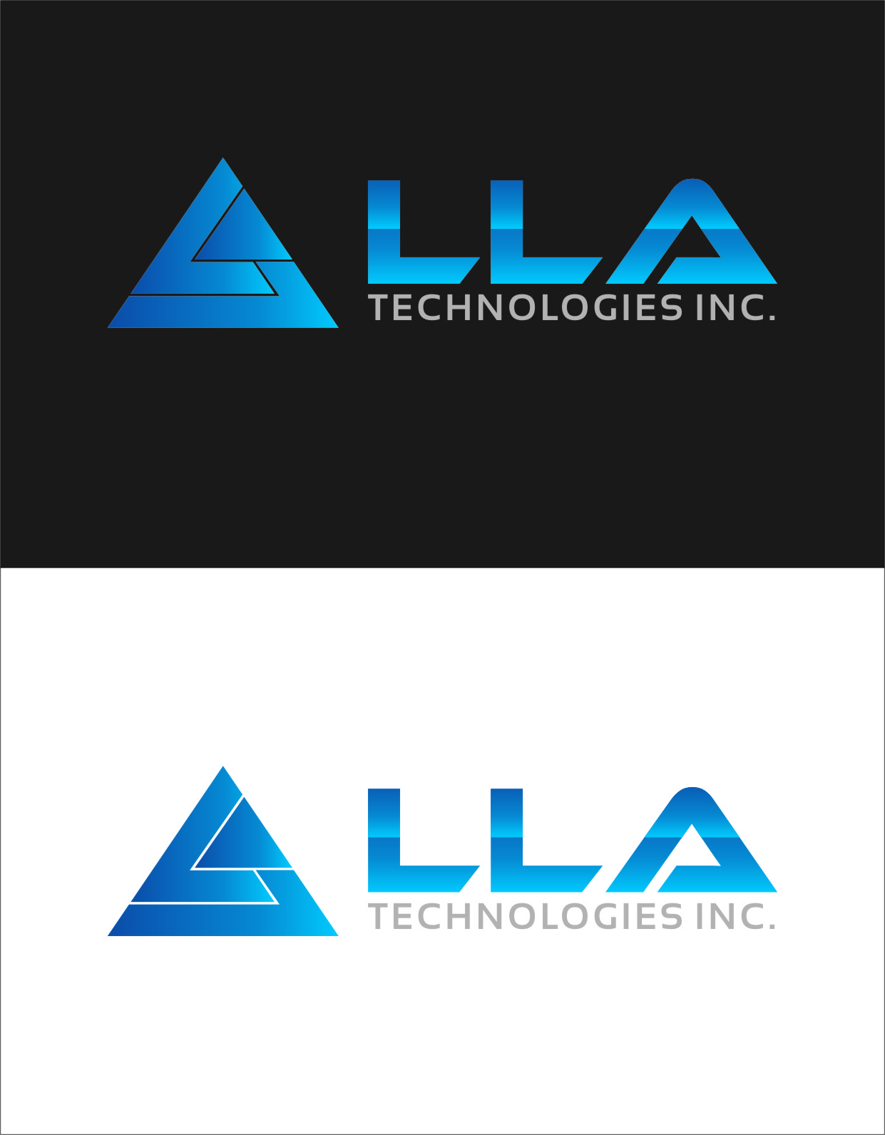 Logo Design by Ngepet_art - Entry No. 302 in the Logo Design Contest Inspiring Logo Design for LLA Technologies Inc..
