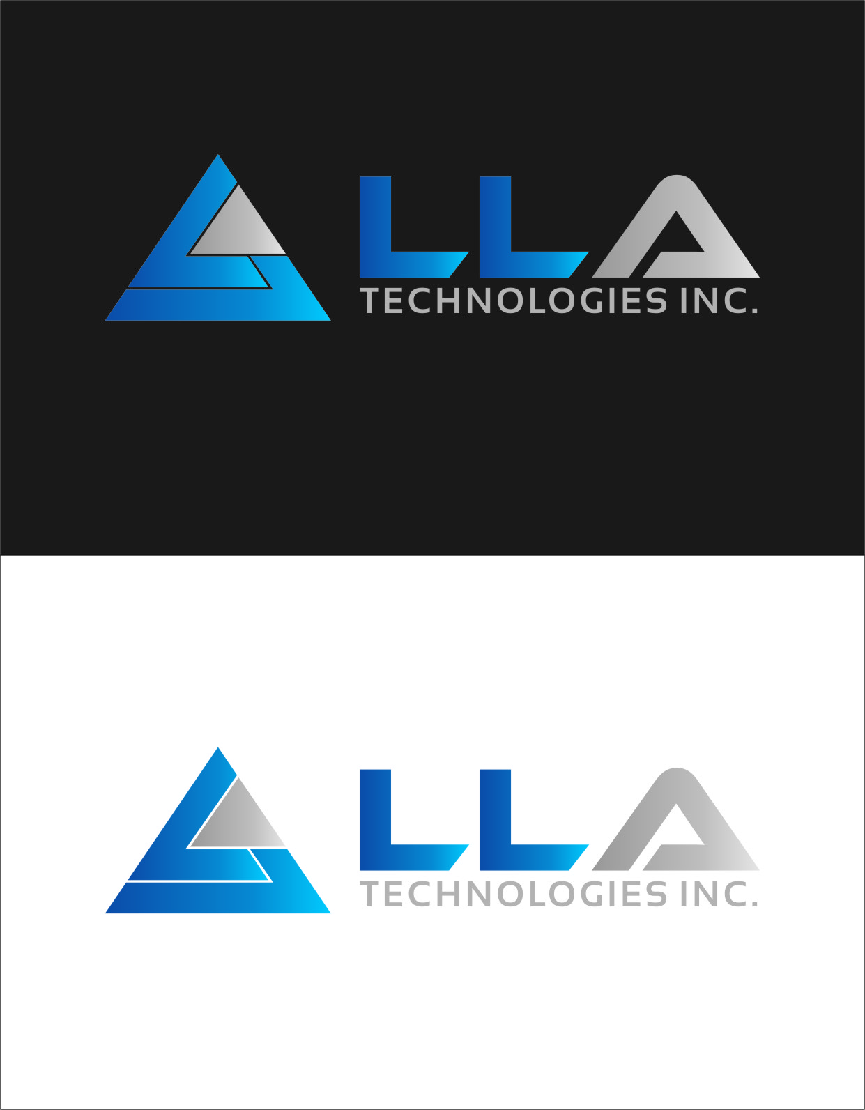 Logo Design by Ngepet_art - Entry No. 303 in the Logo Design Contest Inspiring Logo Design for LLA Technologies Inc..
