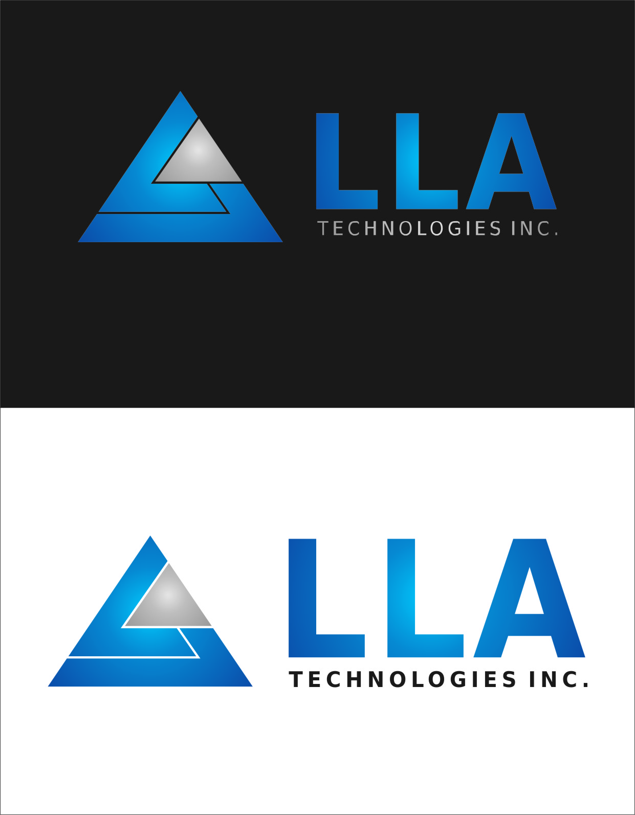 Logo Design by RasYa Muhammad Athaya - Entry No. 304 in the Logo Design Contest Inspiring Logo Design for LLA Technologies Inc..