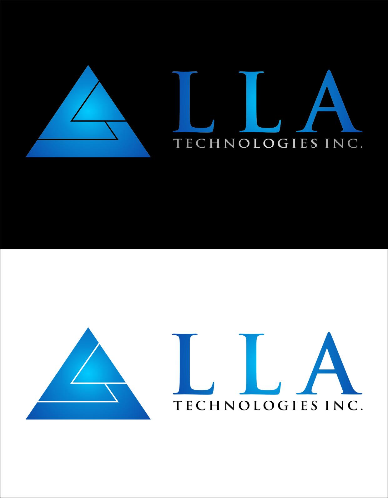 Logo Design by RasYa Muhammad Athaya - Entry No. 305 in the Logo Design Contest Inspiring Logo Design for LLA Technologies Inc..