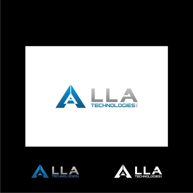 Logo Design by graphicleaf - Entry No. 306 in the Logo Design Contest Inspiring Logo Design for LLA Technologies Inc..