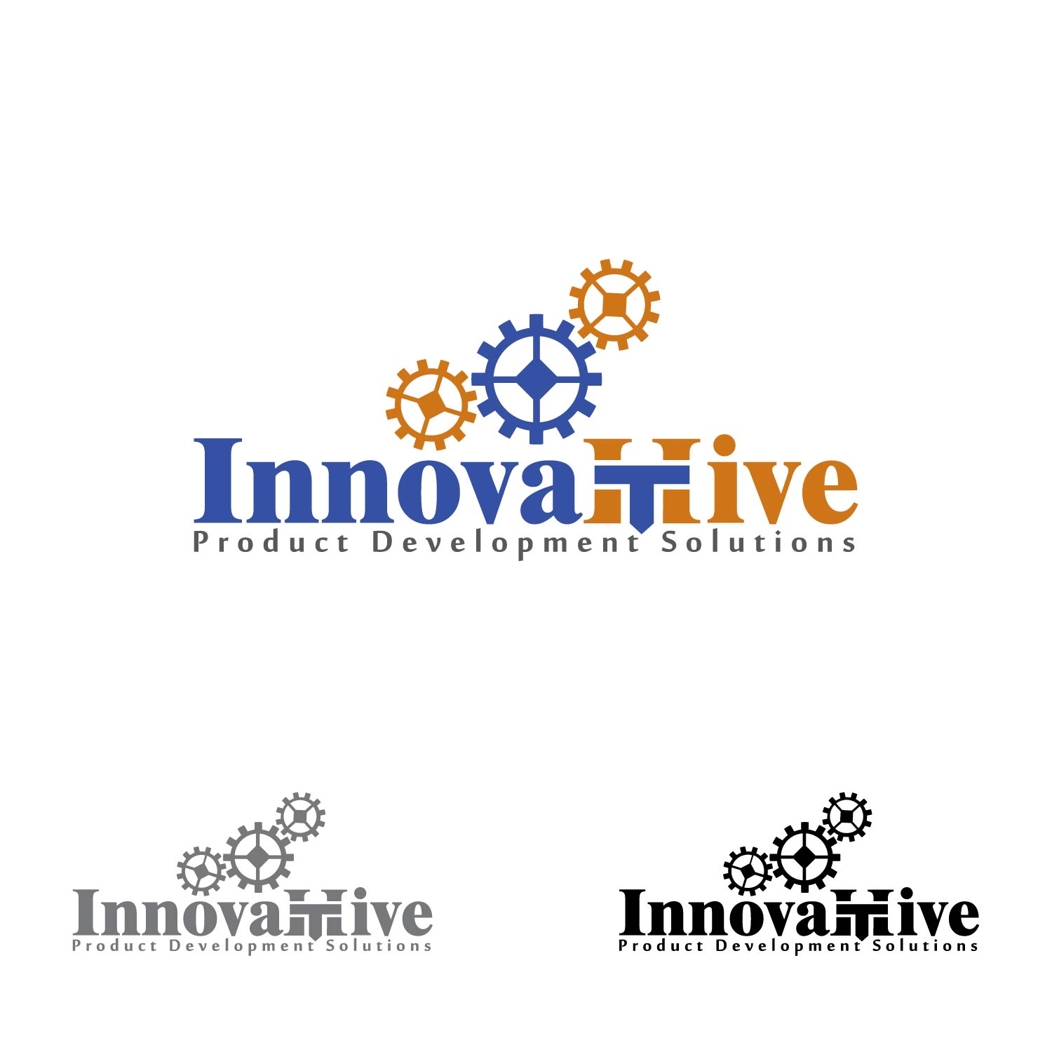 Logo Design by lagalag - Entry No. 22 in the Logo Design Contest InnovaHive Logo Design.