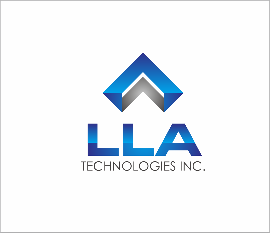 Logo Design by Armada Jamaluddin - Entry No. 309 in the Logo Design Contest Inspiring Logo Design for LLA Technologies Inc..