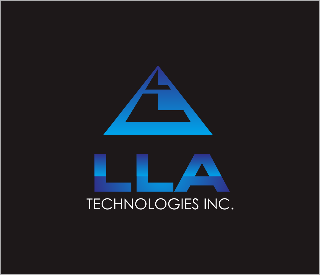 Logo Design by Armada Jamaluddin - Entry No. 311 in the Logo Design Contest Inspiring Logo Design for LLA Technologies Inc..