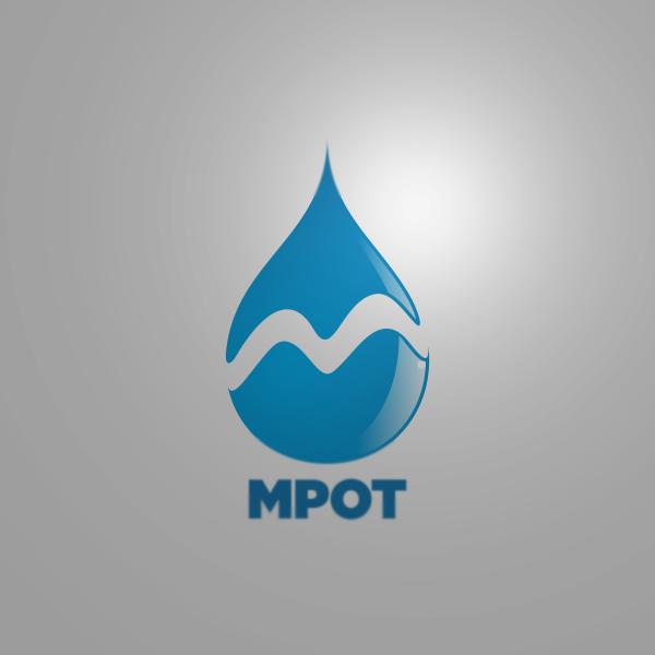 Logo Design by Private User - Entry No. 9 in the Logo Design Contest Mpot inc  Logo Design.