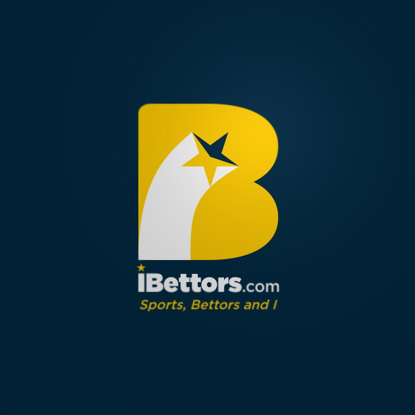 Logo Design by Private User - Entry No. 24 in the Logo Design Contest Captivating Logo Design for iBettors.com.