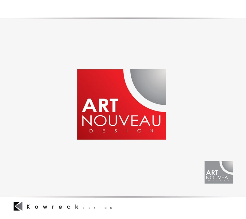 Logo Design by kowreck - Entry No. 58 in the Logo Design Contest Artistic Logo Design for Art Nouveau Design.